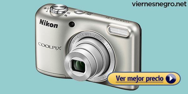 Cámaras en oferta el viernes negro: Nikon Coolpix L31
