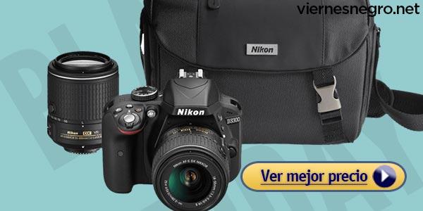 Cámaras en oferta el viernes negro Nikon D3300 Bundle