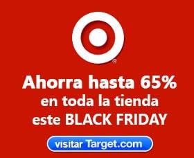 Es mejor comprar por Internet el viernes negro target