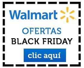 Es mejor comprar por Internet el viernes negro walmart