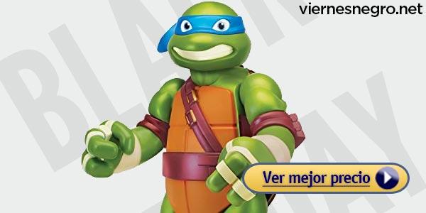 Juguetes en oferta Black Friday: Juguete tortugas Ninja