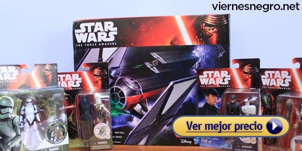 Juguetes en oferta Black Friday: Juguetes Star Wars