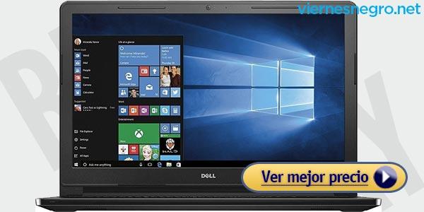 Laptop Barata Viernes Negro Dell Inspiron 15