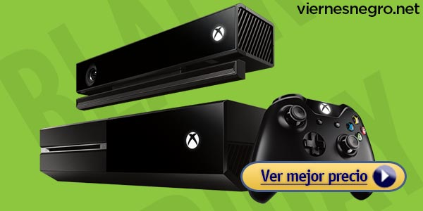 Ofertas Black Friday: Xbox One