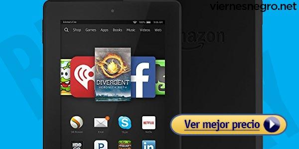 Ofertas Black Friday En Tabletas Amazon Fire 7