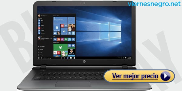 Ofertas Laptops Black Friday HP 173 Core I5 Lapto