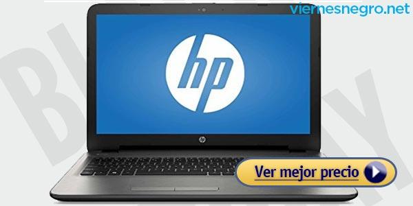 Ofertas Laptops Viernes Negro HP 15.6 Core I5