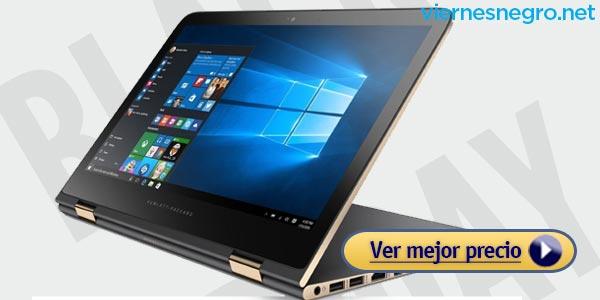 Ofertas Laptops Viernes Negro HP Spectre X360