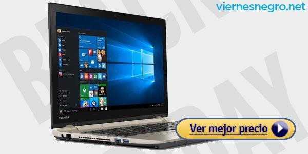 Ofertas Laptops Viernes Negro Toshiba 15.6 Core I7 Lapto
