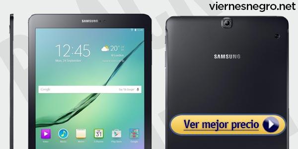 Ofertas Tabletas Viernes Negro Samsung Galaxy Tab S2