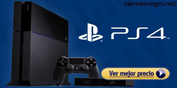 Ofertas viernes negro: PlayStation 4
