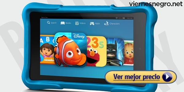 Ofertas viernes negro: Tableta para niños Amazon Fire