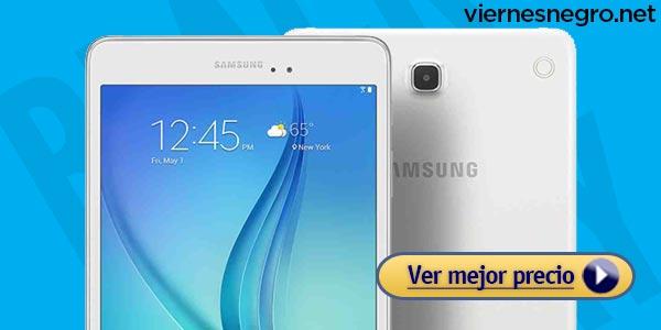 Tabletas Black Friday Samsung Galaxy Tab A