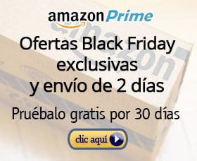 Black Friday O Cyber Monday Amazon Prime