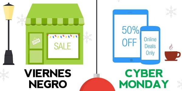 Black Friday o Cyber Monday: ¿cuándo se encuentran las mejores ofertas?