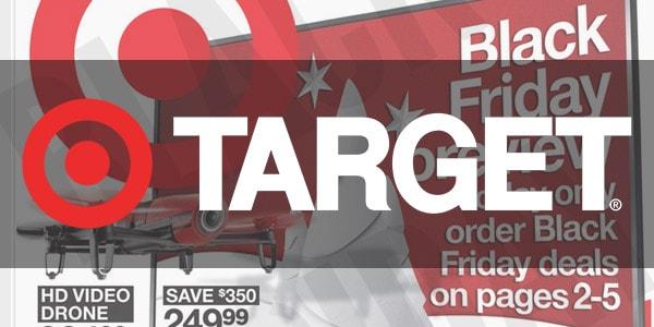 Envío gratis viernes negro: Target