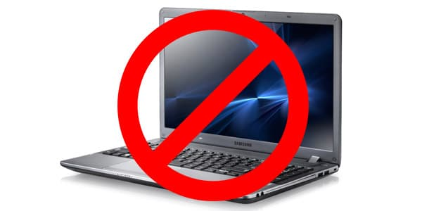 Qué NO comprar en Cyber Monday: Laptops