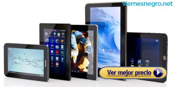 Qué comprar en Cyber Monday: Tabletas Android