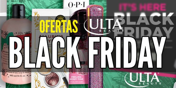 Ulta Viernes Negro Ofertas Black Friday