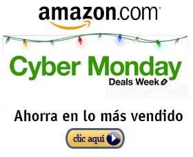 Amazon Ofertas De Cyber Monday Lunes Cibernetico