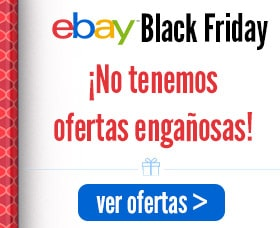 Ebay Ofertas Black Friday Viernes Negro