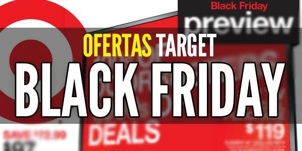 Ofertas Target Viernes Negro Black Friday