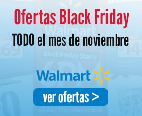 Ofertas Viernes Negro Walmart Black Friday
