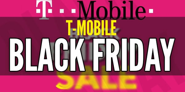 T-Mobile Viernes Negro Black Friday