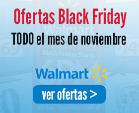 Walmart Ofertas Black Friday Viernes Negro