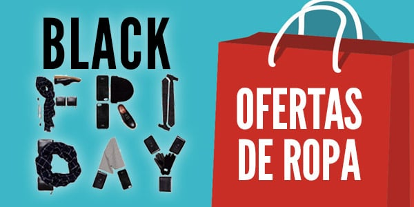 ofertas de ropa black friday