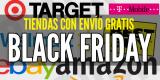 Envío gratis viernes negro: Cómo comprar en Black Friday sin pagar gastos de envío